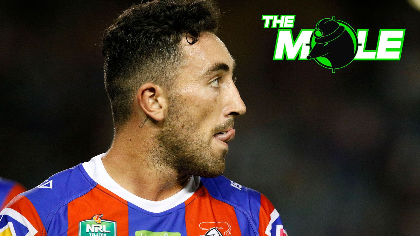 NRL: Sydney Roosters sign Newcastle Knights' Brock Lamb on two-year deal