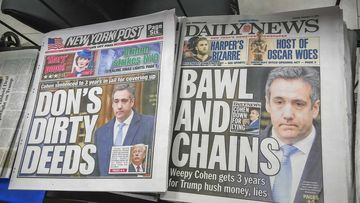 Newspapers in New York