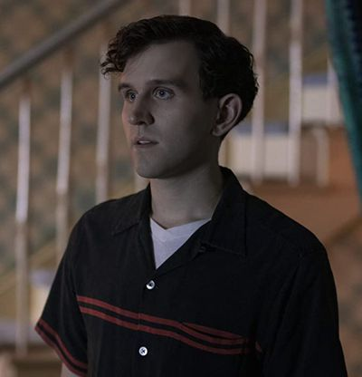 Harry Melling: Now