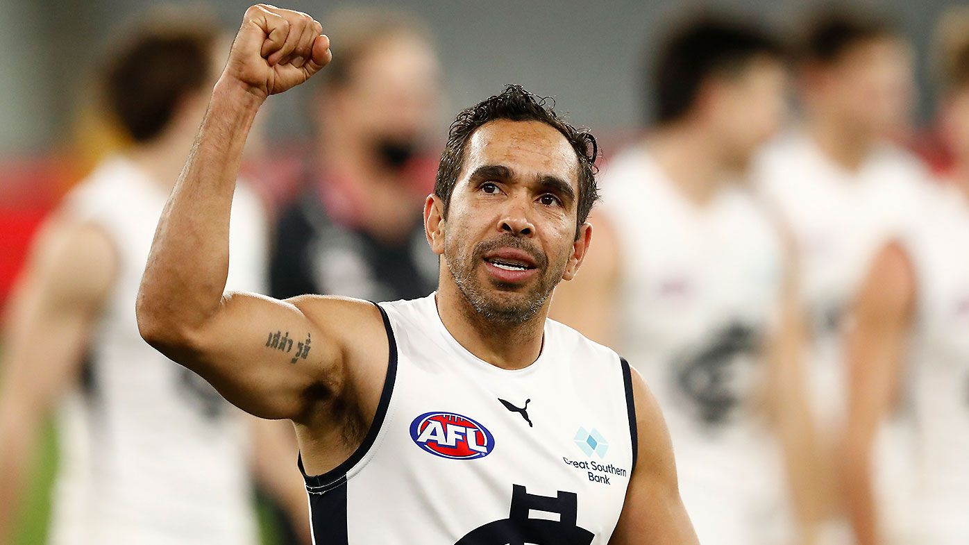 Eddie Betts officially announces retirement after decorated 17-year AFL career