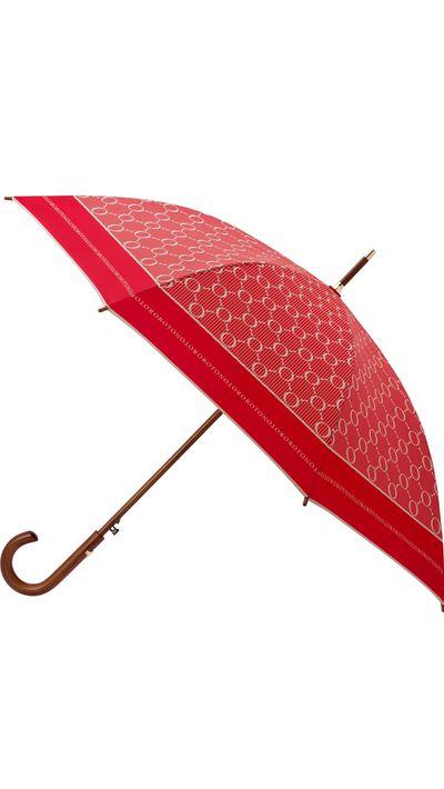 """<a href=""""http://www.oroton.com/signature-o-large-umbrella/w9/i4314186/""""> Signature O Large Umbrella, $US75, Oroton </a>"""