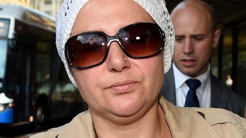 Amirah Droudis. (AAP)