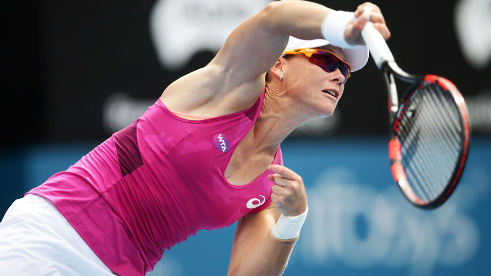 Sam Stosur. (Getty)