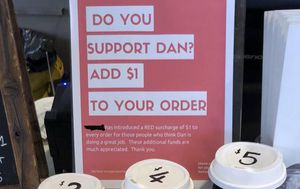 Melbourne cafe cops vile abuse over coffee 'surcharge' for Daniel Andrews supporters