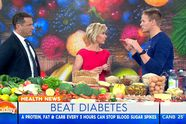 TODAY: Beat diabetes with diet
