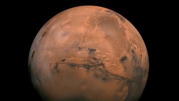 The planet Mars is closer to Earth in October than it will be for another 15 years.