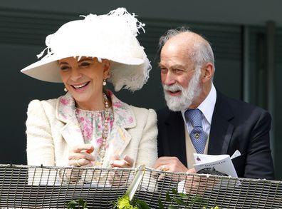 Princess Michael of Kent and Prince Michael of Kent.
