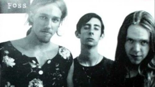 Beto O'Rourke (right) was in a grunge band with The Mars Volta's Cedric Bixler-Zavala.