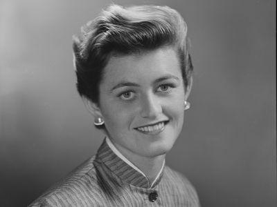 8. Jean Kennedy Smith