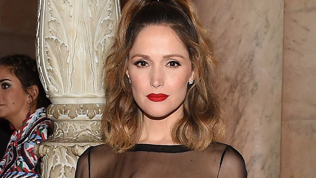 Rose Byrne at a Chanel event in New York last year: Image: Getty