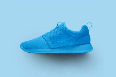 Nike iD customised trainers