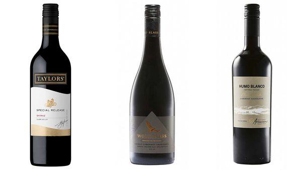 Aldi winter wine range