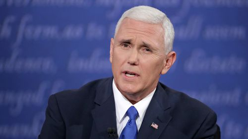 US Vice President Pence used private email as governor: report