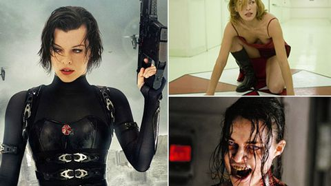 'He cut out my nipple in the first movie!': 15 things you didn't know about the Resident Evil films