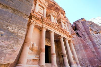<strong>6.</strong><em><strong> Indiana Jones and the Last Crusade -</strong></em><strong>Petra, Jordan</strong>