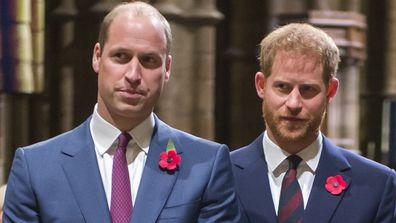"A royal commentator has accused Harry of making a ""tactless"" comment directed at his brother."
