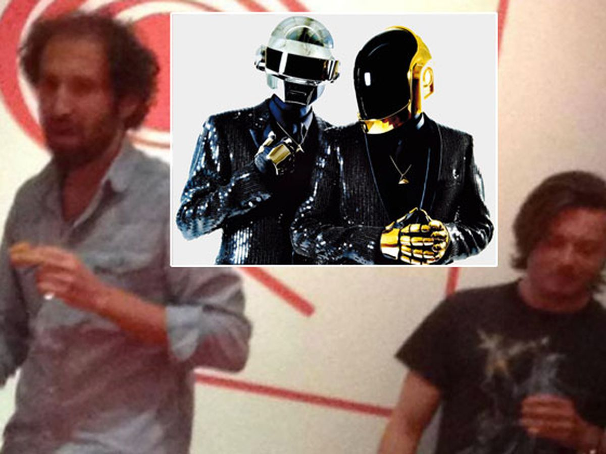 Ambasada Promjenljiv Orijentir Daft Punk Without Masks Goldstandardsounds Com
