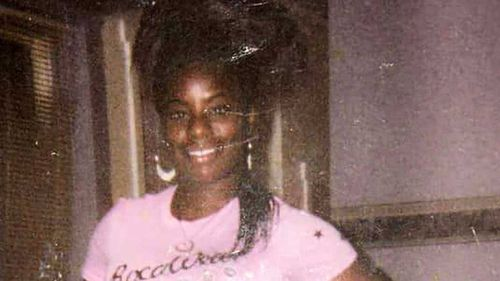 Reo Renee Holyfield was found in a dumpster last year.