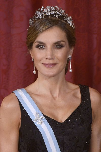 The Spanish Floral tiara