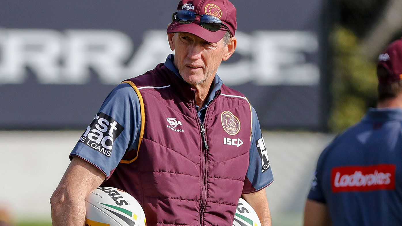 Andrew Johns urges Brisbane Broncos not to re-sign Wayne Bennett