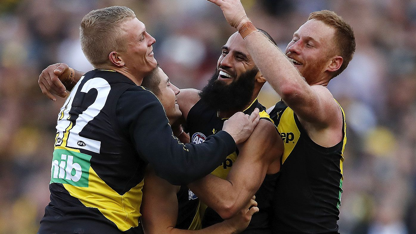Leigh Matthews 'amazed' by Bachar Houli's decision to coach youths a day after premiership win