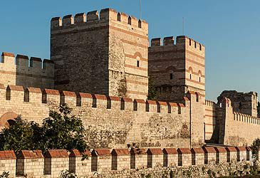 Daily Quiz: Which city was the capital of the Byzantine Empire?
