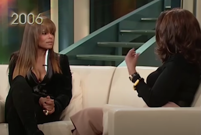 Janet Jackson on Oprah