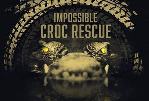 Impossible Croc Rescue