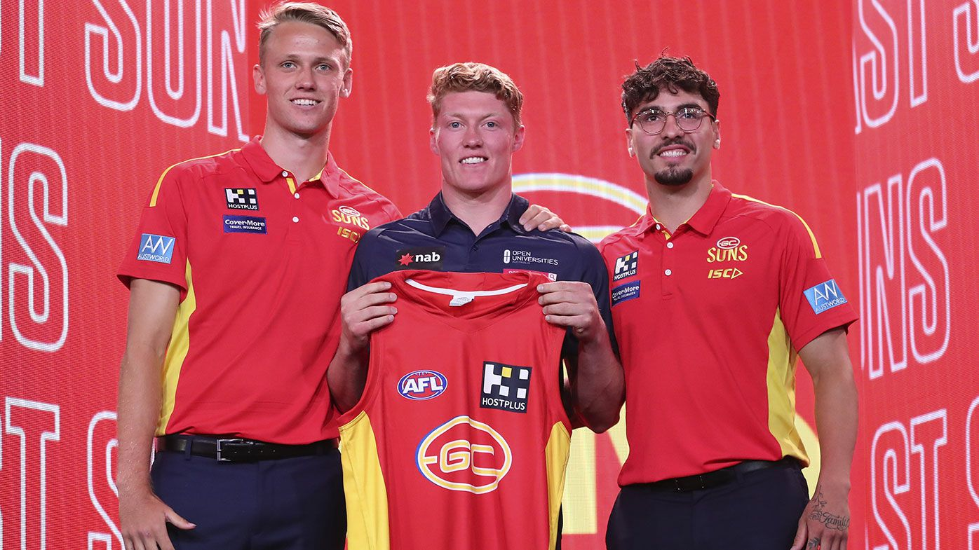'Most compromised AFL draft in history': Club academies and father-son rule under fire