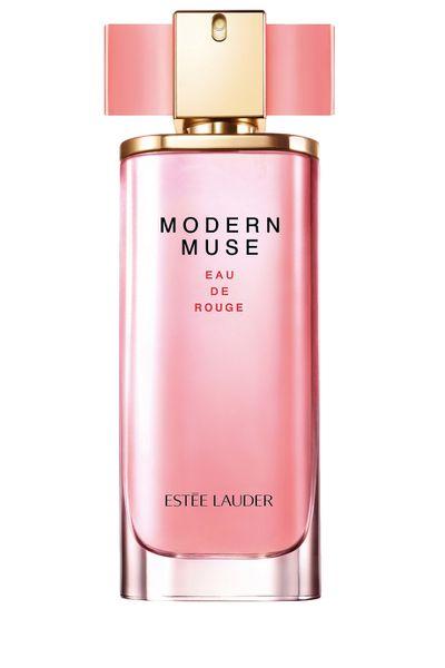 "<a href=""http://www.myer.com.au/shop/mystore/featured-brand-estee-lauder/modern-muse-modern-muse-le-rouge-eau-de-rouge-edt"" target=""_blank"">Estee Lauder Modern Muse Eau De Rouge EDT (30ml), $75.</a>"