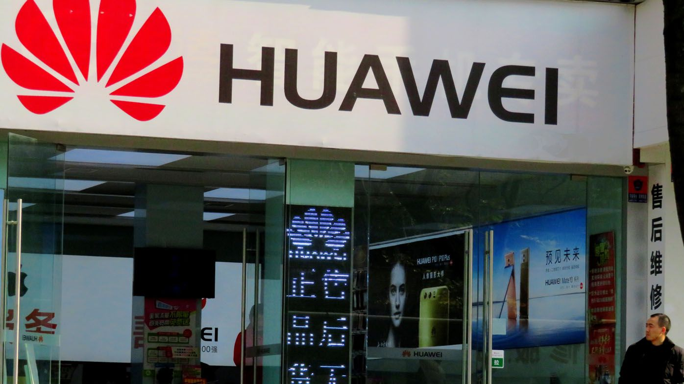 Huawei banned from Australia's 5G network