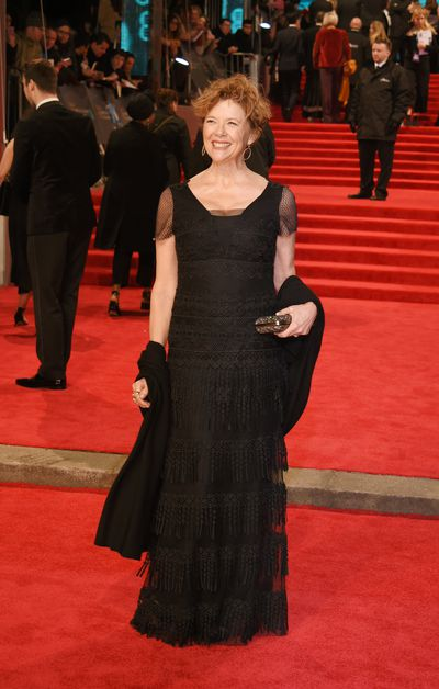 Annette Bening at the British Academy Film Awards (BAFTAs)