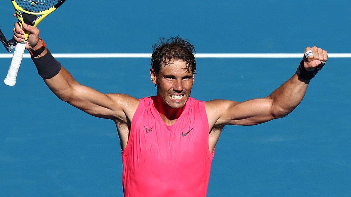 Australian Open: Rafael Nadal dismantles Pablo Carreno Busta to progress to fourth round