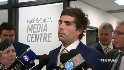 Angus Brayshaw reveals details of his brother's meeting with Andrew Gaff following altercation