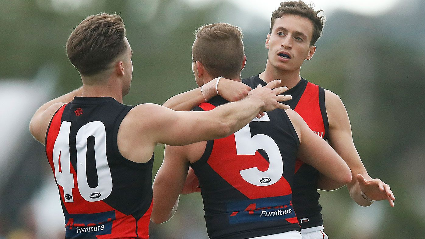 Essendon star Orazio Fantasia in danger of missing AFL return after quad injury