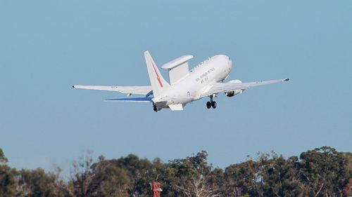 The aircraft are expected to touch down at military bases outside Dubai City later today. (ADF)