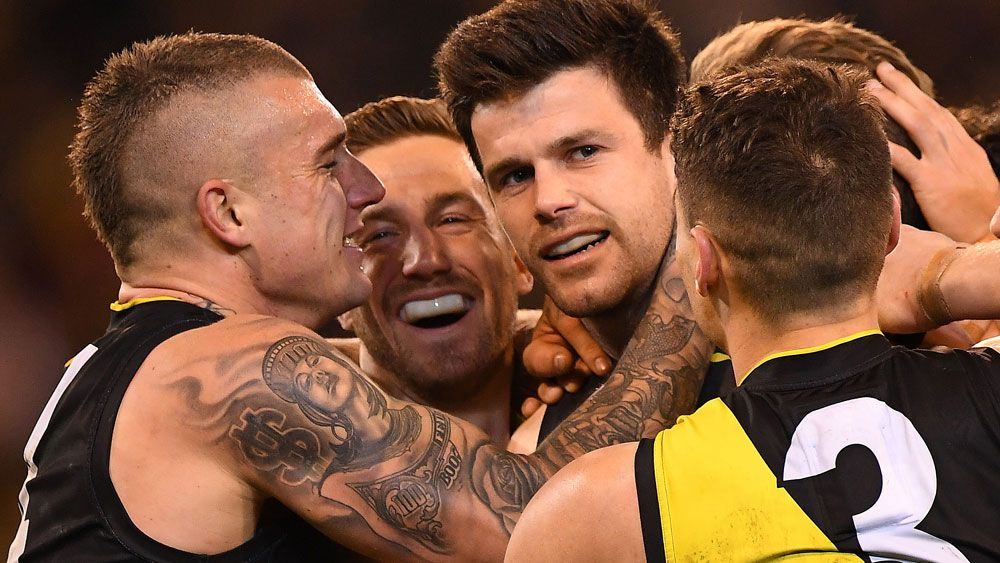 AFL finals 2017: Hard-working Richmond Tigers vow not to let up