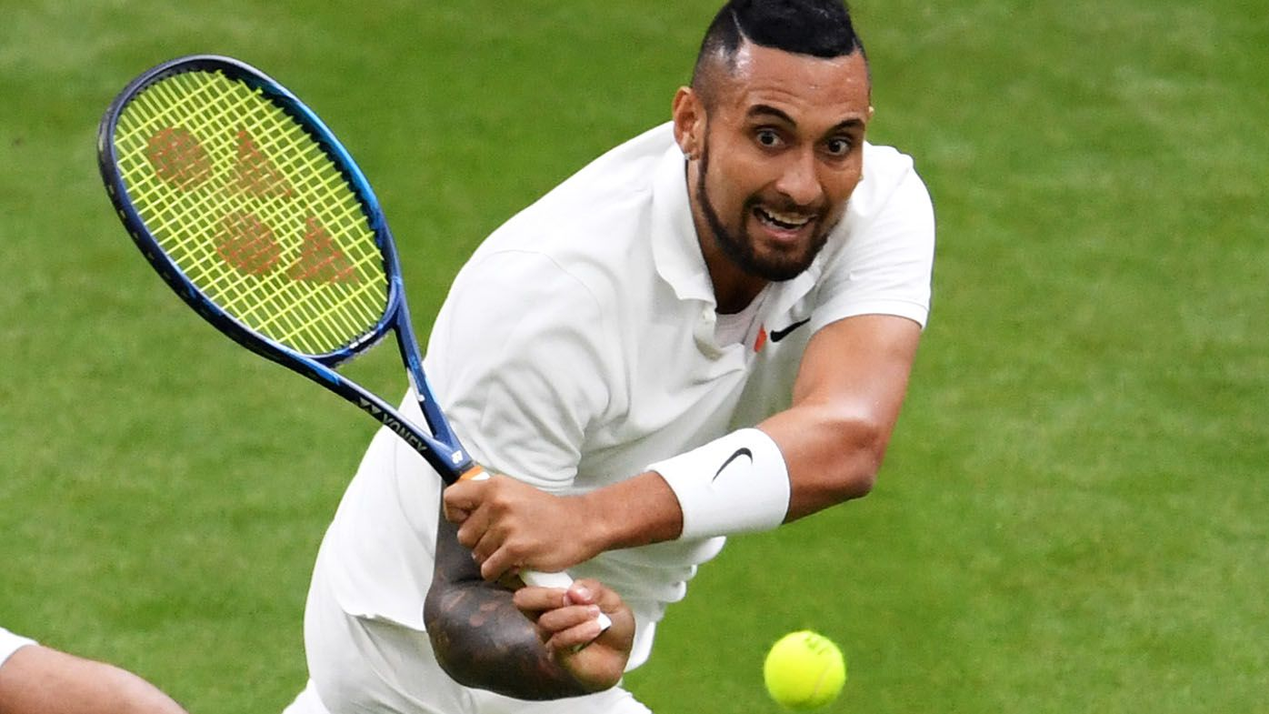 Wimbledon 2021: Nick Kyrgios vs Ugo Humbert thriller suspended during fifth set