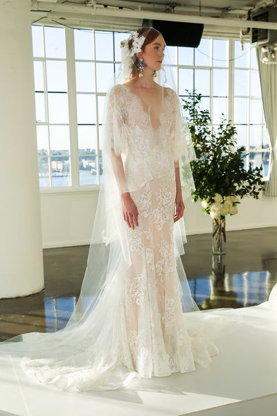 Marchesa, New York Bridal Fashion Week