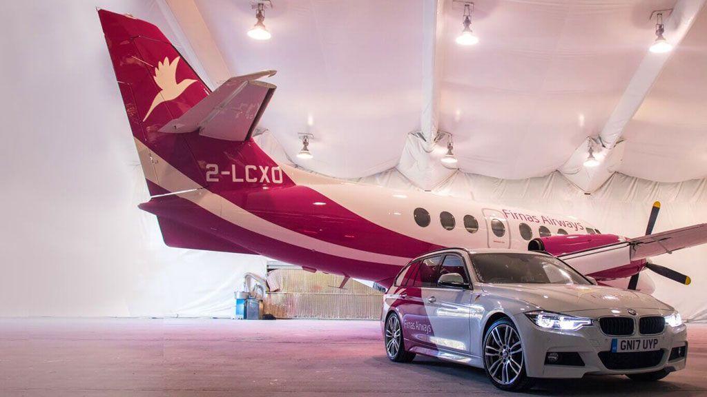 firnas airways plane