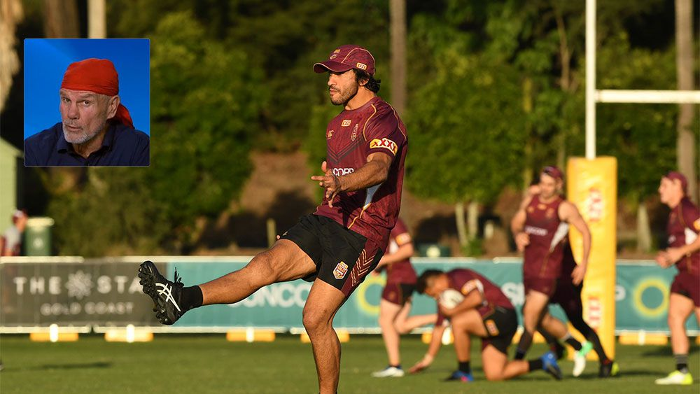 Johnathan Thurston return the spark Queensland needs: Fitzy