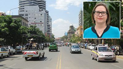 Australian teacher 'shot dead in Nairobi' in botched robbery