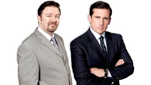 Ricky Gervais won't replace Steve Carell in The Office