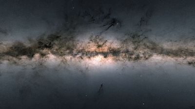 Telescope records most detailed map of Milky Way ever seen