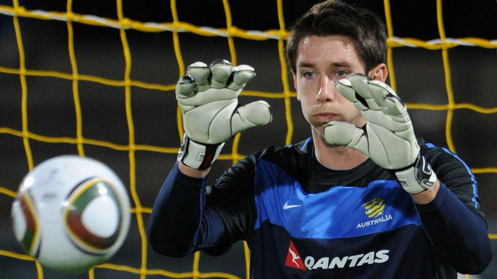Brad Jones. (AAP-file)