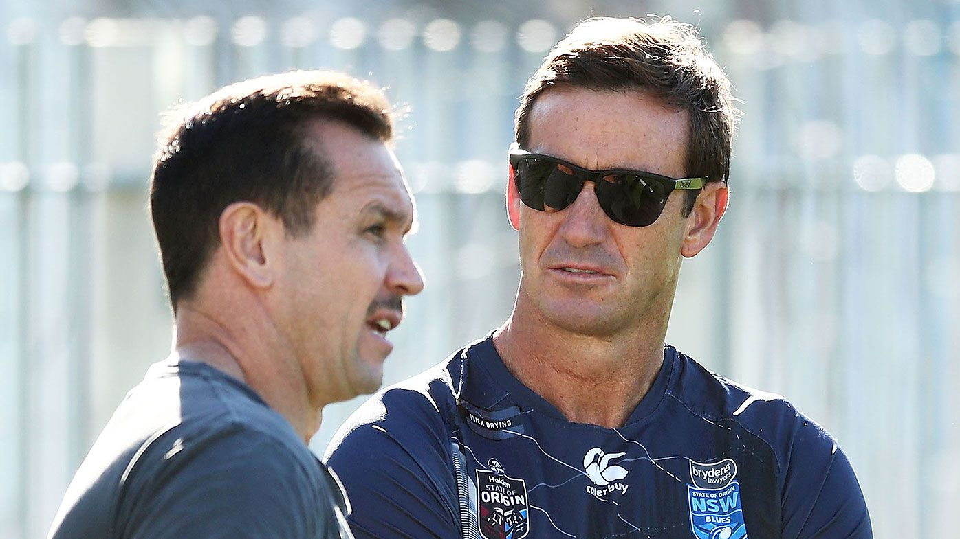 Newcastle Knights coach Adam O'Brien reveals the Johns brothers could be brought in