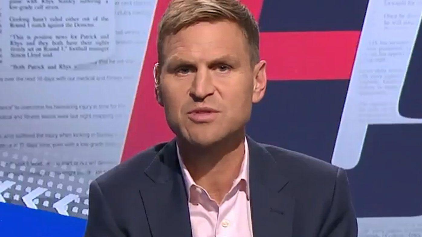 Kane Cornes unleashes on veteran reporter over AFLW 'untouchable' call