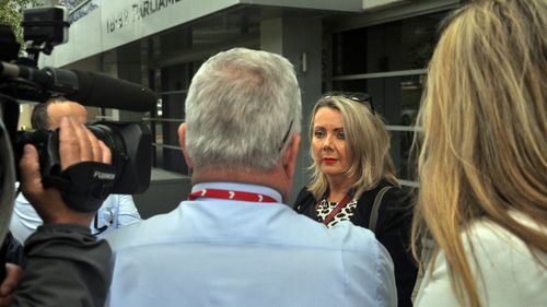WA Nationals MP Jacqui Boydell reveals what prompted the 'smear campaign'  she spoke about in state parliament