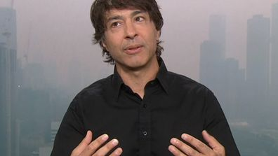 Arj Barker comes clean about divorce