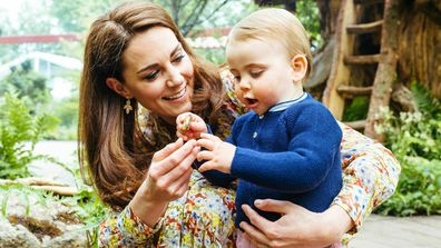 Kate Middleton reveals she did 'hypnobirthing' with all three of her children